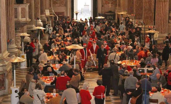 La città prepara il Natale dei poveri. Tante  le iniziative…