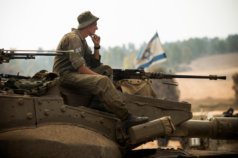 """GAZA: """"Ho colpito civili per puro piacere"""""""