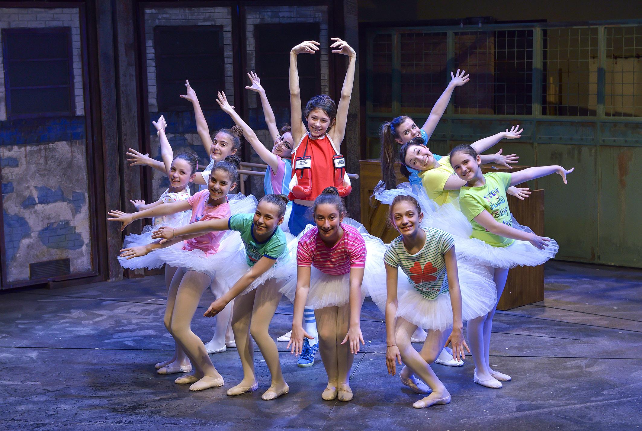 Billy Elliot: da domani il musical del West End arriva a Milano