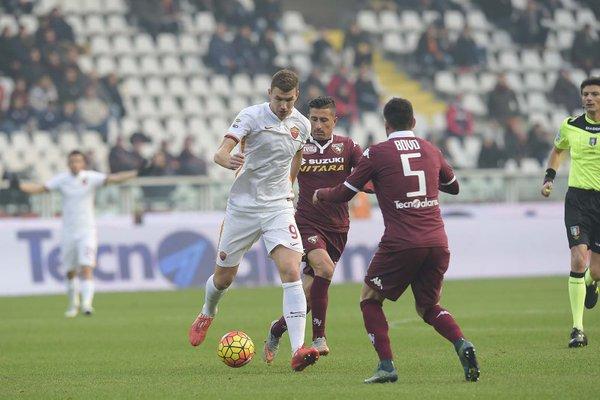 La Roma impatta con il Torino: 1 – 1 all'Olimpico