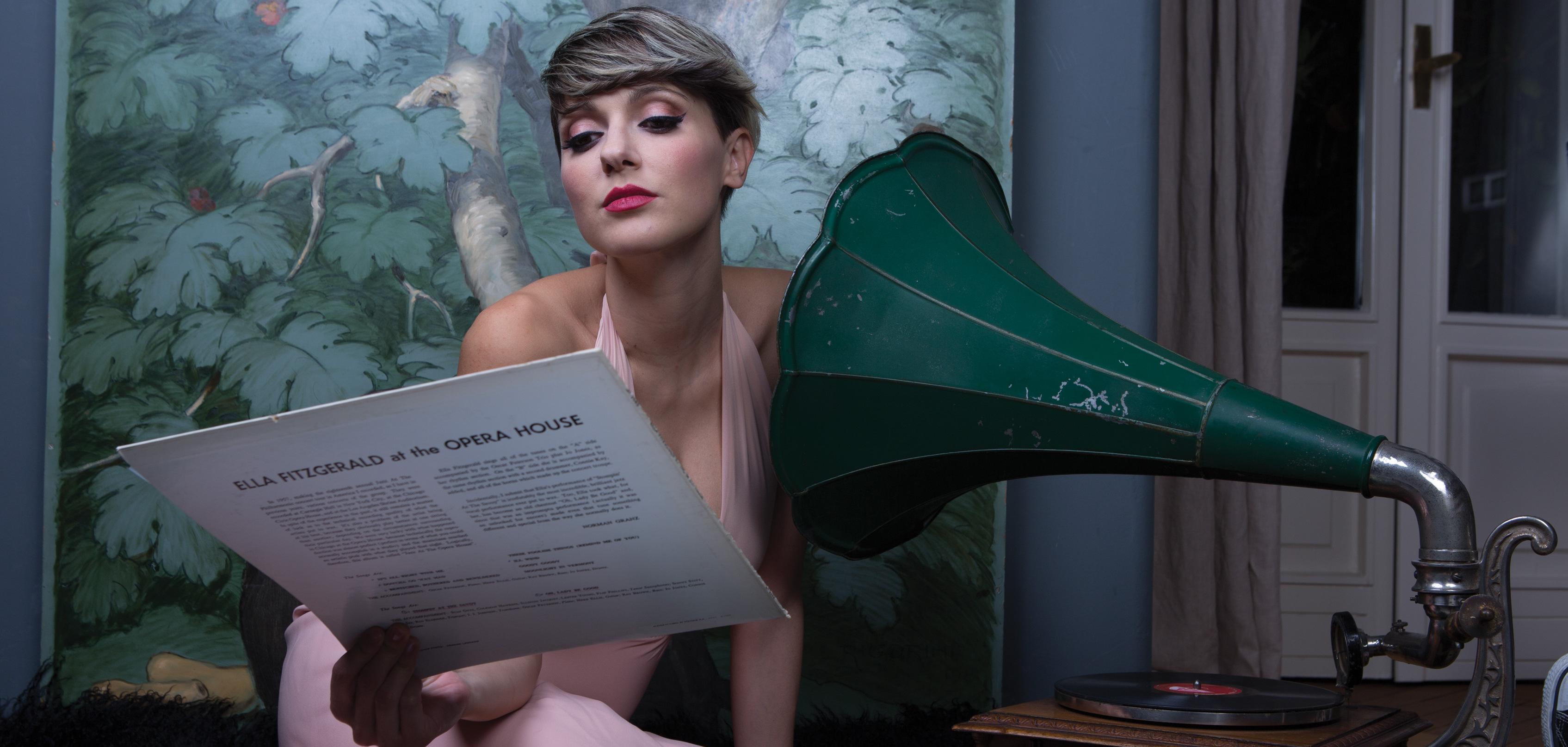 """Intervista a Simona Molinari: """"Sono io, serenamente me stessa e il Jazz, finalmente!"""""""
