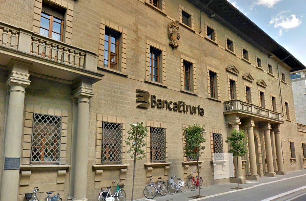 Banca Etruria, perquisita la sede di Civitavecchia