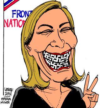 """Elezioni Francia. """"N'è successo"""" (ma potrebbe)"""