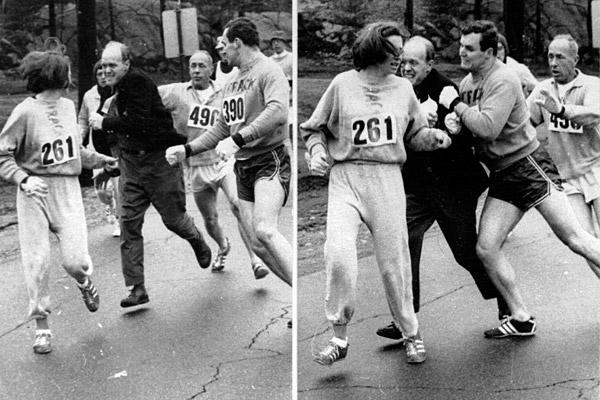 «Run like hell!», e Kathy Switzer cambiò la Storia