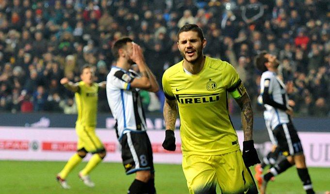 Inter da scudetto abbatte Udinese