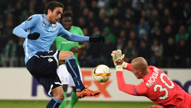 Matri-Eysseric, a Saint-Etienne è  1-1