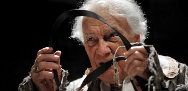 """Shakespeare, """"La Tempesta"""", Giorgio Albertazzi: travolti dalla maestosità del Teatro"""