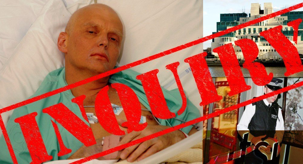 Litvinenko: l'uomo che condusse l'inchiesta sulla sua morte