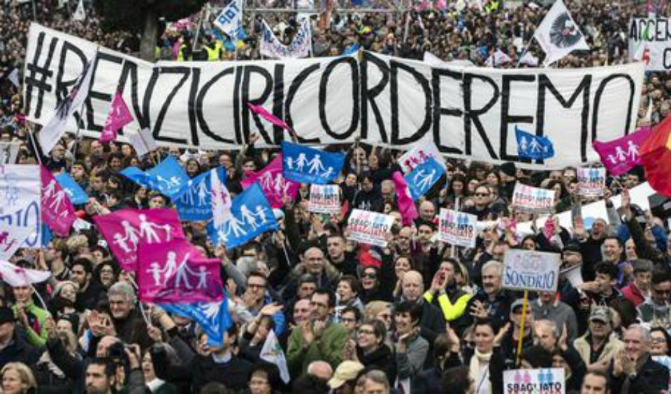 Il paradosso della democrazia liberale – Risposta a Davide Lazzini sul Family Day