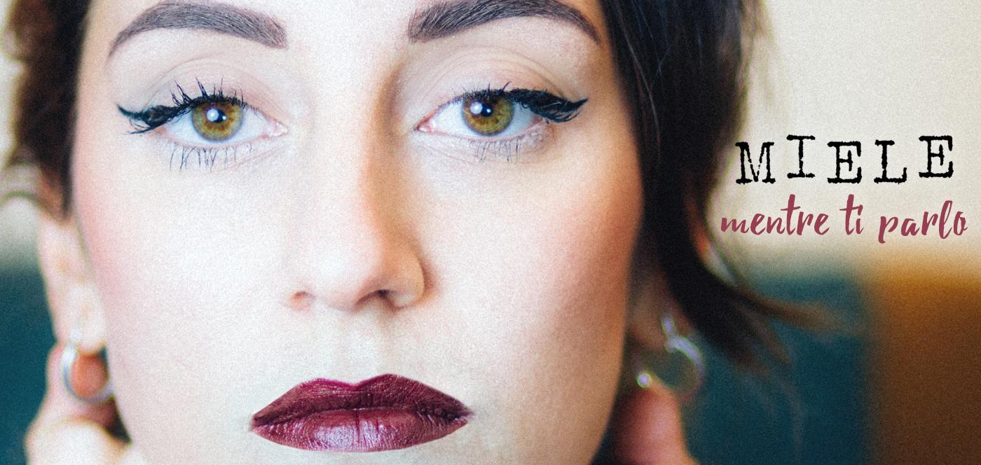 """Dolce come lei ma adulto e deciso: """"Mentre ti parlo"""" il singolo di Miele al Festival di Sanremo"""