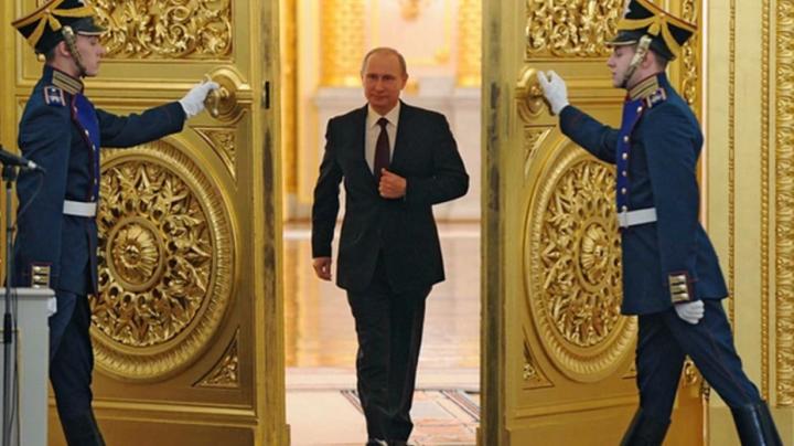 La camminata di Putin rivela moltissimo dell'uomo, parola di Nicolai Lilin