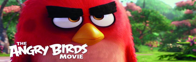 Angry Birds: The Movie ora il film