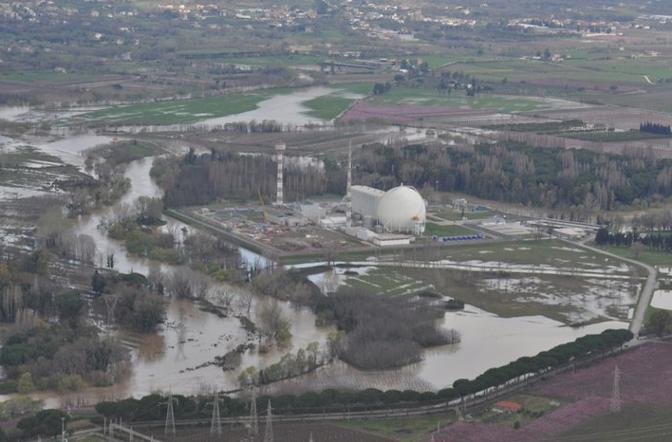 disastro ambientale centrale garigliano