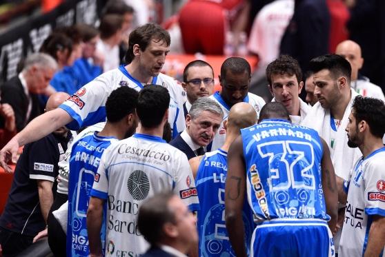 Basket, Eurocup: bene le italiane. Grande Sassari. K.o. solo Trento