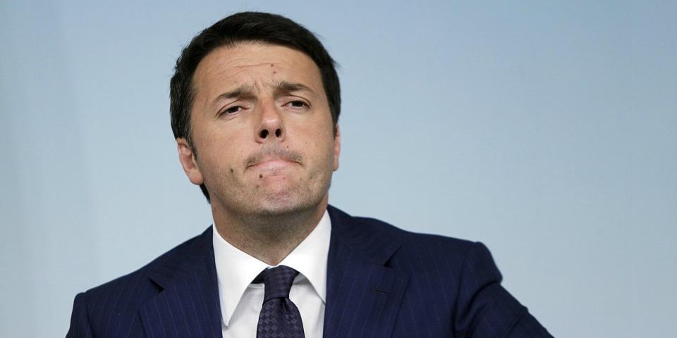 Renzi e i quasi 2 euro alle famiglie povere con minori
