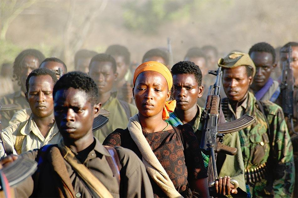 Oromo, un'altra etnia in pericolo