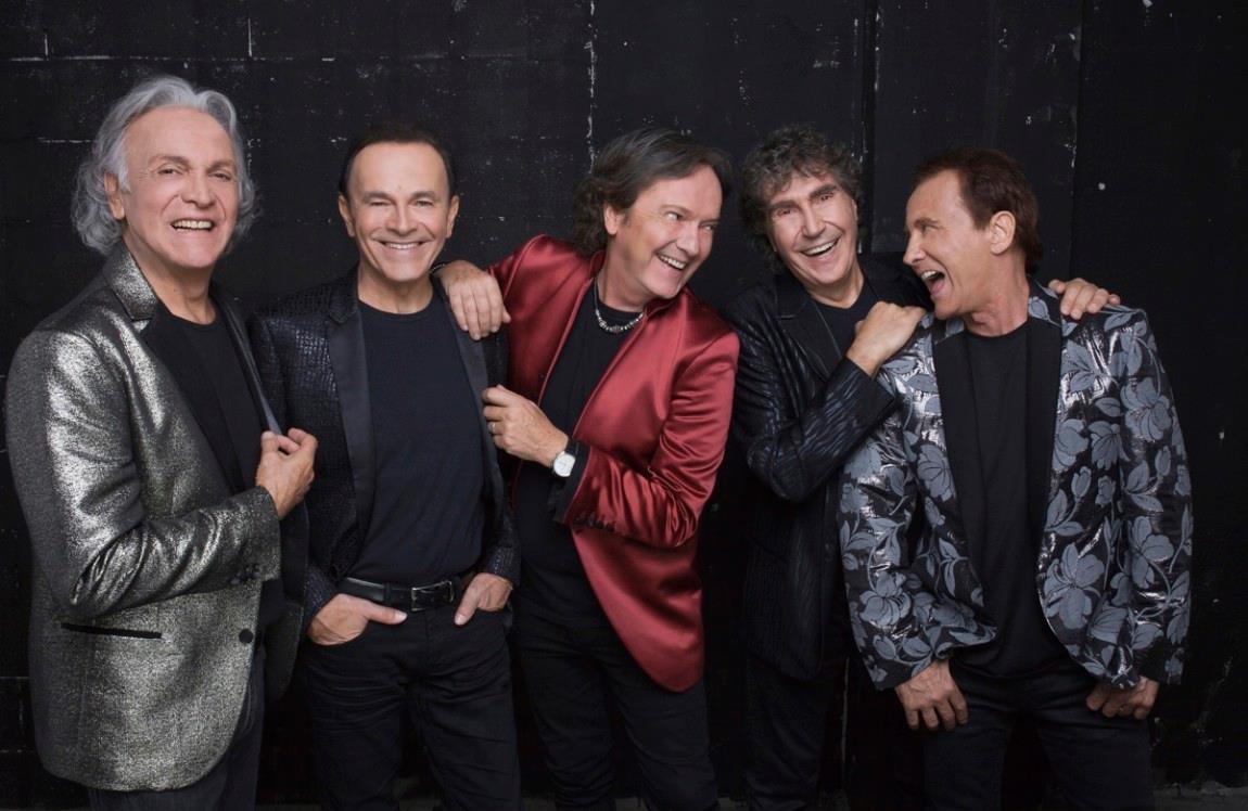 50 anni Pooh: la storica band da il via ai festeggiamenti