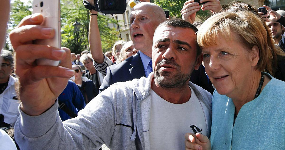 "Merkel avvisa ""nessun piano B"" per la crisi migratoria"