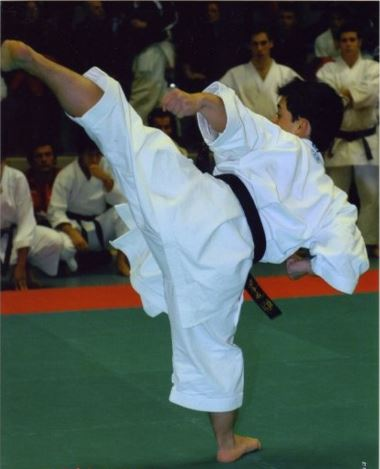 Karate: Rocco Graziano, il suo nuovo metodo di allenamento e l'interesse delle università