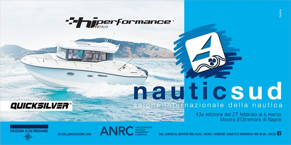NauticSud, 43esima edizione. Si parte domani alla Mostra d'Otremare