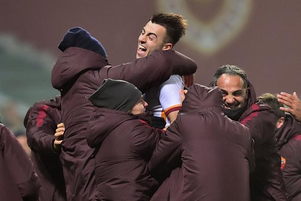 La Roma sboccia a Reggio Emilia: 2-0 al Sassuolo