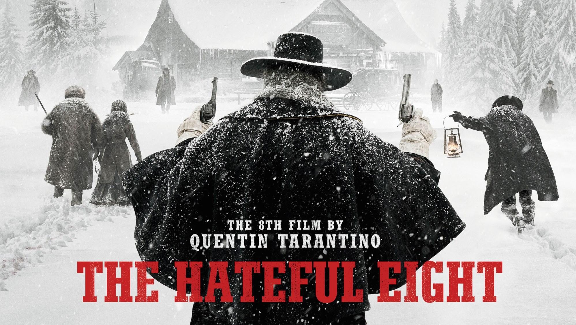 The Hateful Eight, lo schiaffo di Tarantino