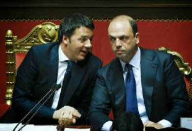 Cirinnà, Ncd cerca accordo col Pd. Il Papa: 'guarire l'Italia dagli attentati alla vita'