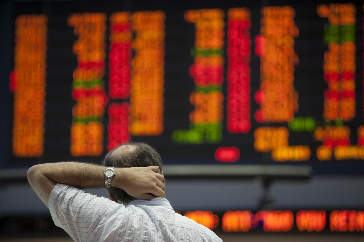 Spread e crollo Borse: le cause sono di matrice europea