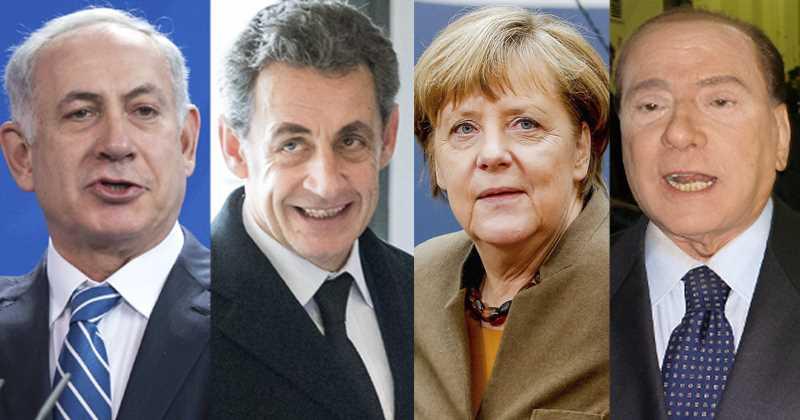 WikiLeaks: La NSA ha spiato Berlusconi, Netanyahu, Ban Ki-moon e molti altri…