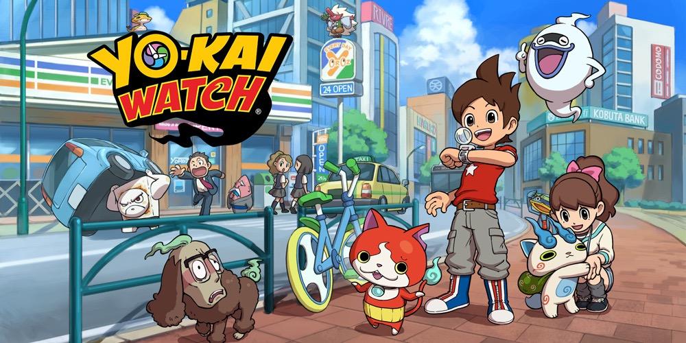Yo-Kai Watch I nuovi mostri tascabili? Anteprima