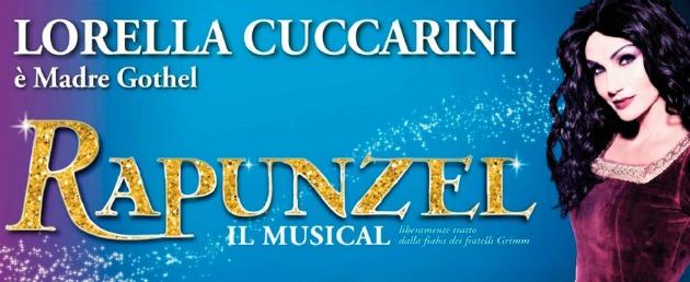 """""""Rapunzel"""", la favola torna a farsi musical sul palcoscenico del Brancaccio di Roma"""