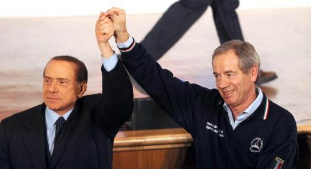 Berlusconi sfida il centrodestra e sostiene Bertolaso: «Grande opportunità per Roma»