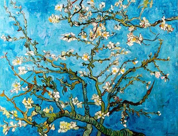Van Gogh – Mandorlo in fiore, 1890