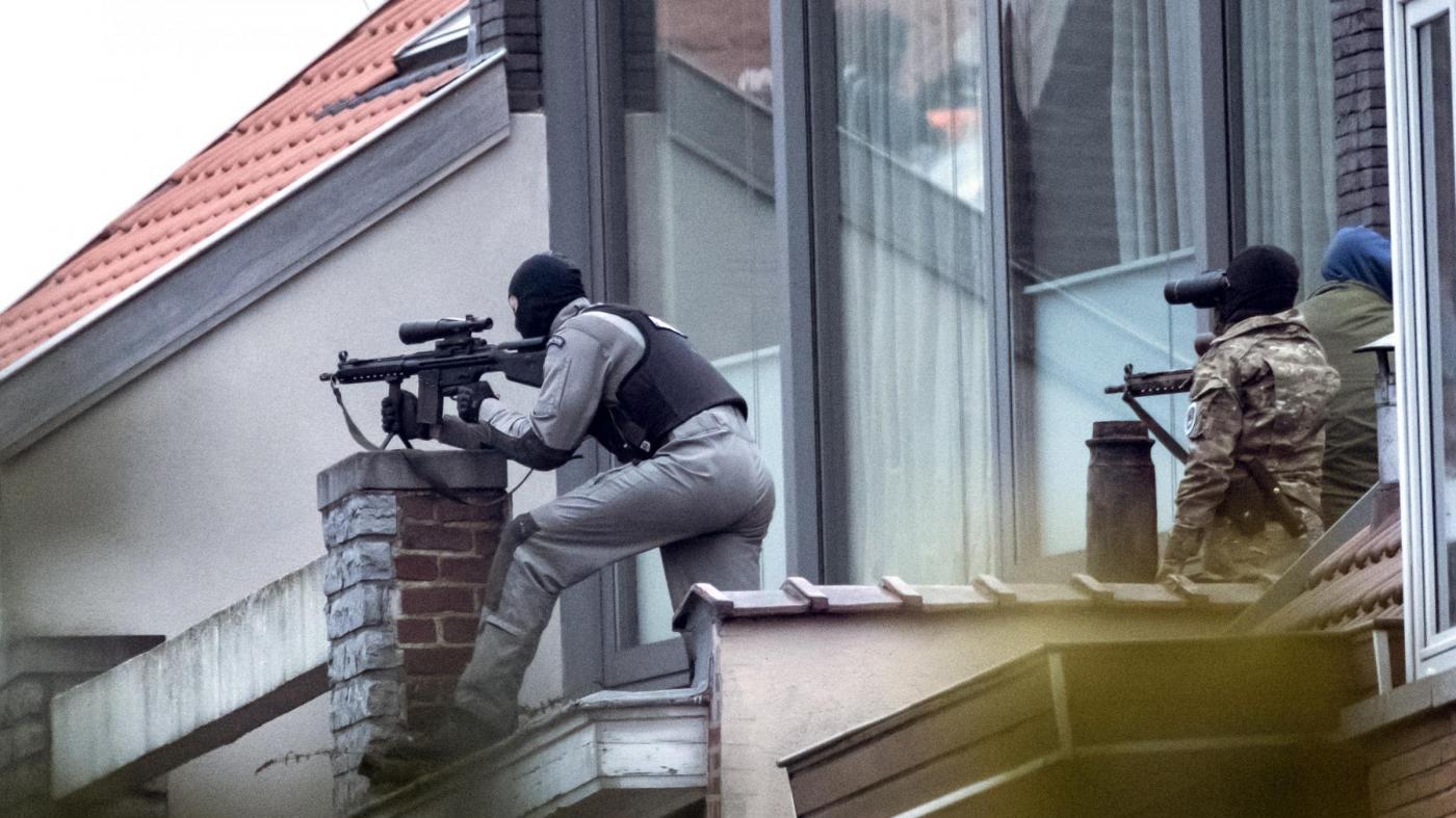 Bruxelles: arrestato Salah Abdeslam, carnefice degli attentati di Parigi