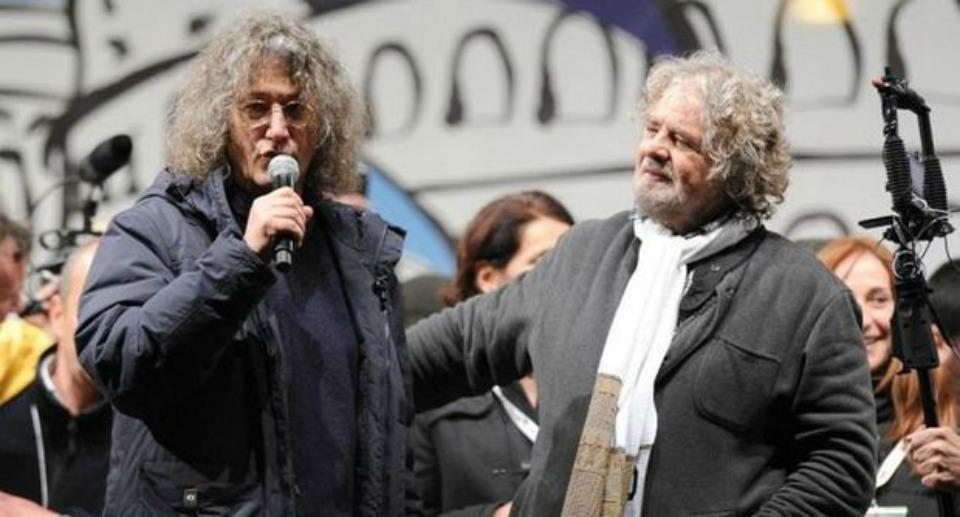Casaleggio e le mail dei 5 stelle, Grillo: fango diffamatorio