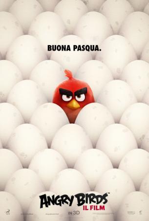 Buona Pasqua da 2duerighe e Angry Birds