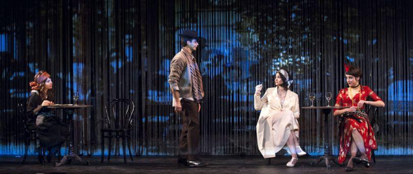 Modigliani: la pittura bohèmien invade il Quirino!