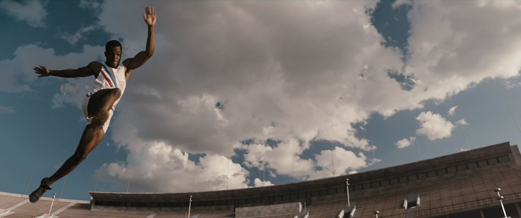 Stephan James stars as Jesse Owens in Stephen Hopkins' RACE