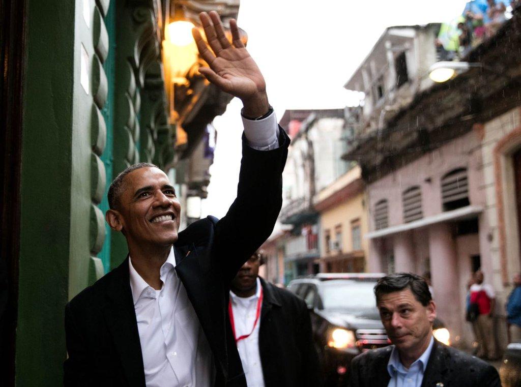 CUBA: Obama sbarca sull'isola per un appuntamento storico