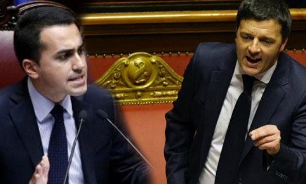 Mafia, il Fondo per le vittime è bloccato e Di Maio attacca il Pd. Renzi:«mossa misera e meschina»