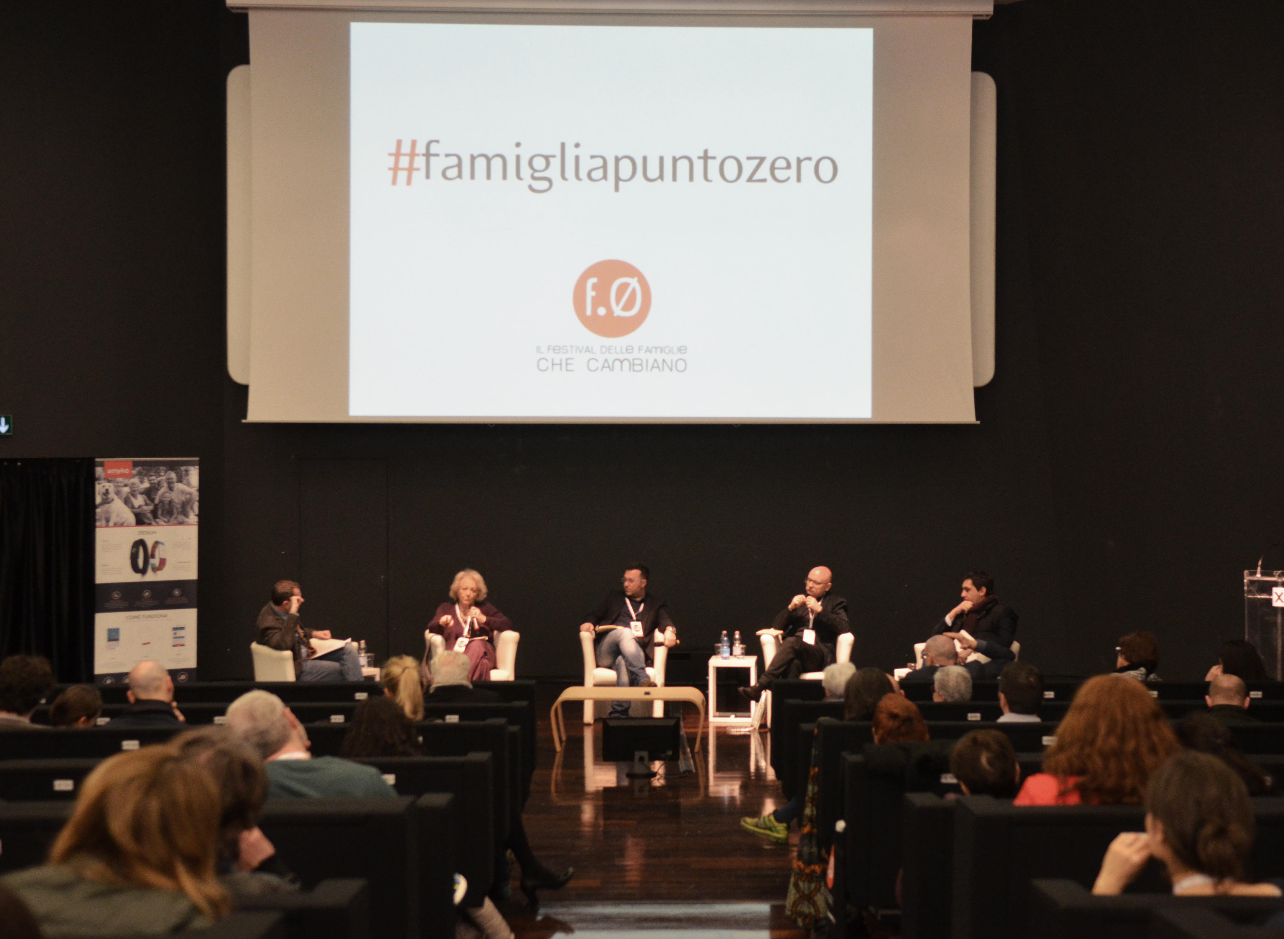 Famiglia punto zero, il festival delle famiglie che cambiano