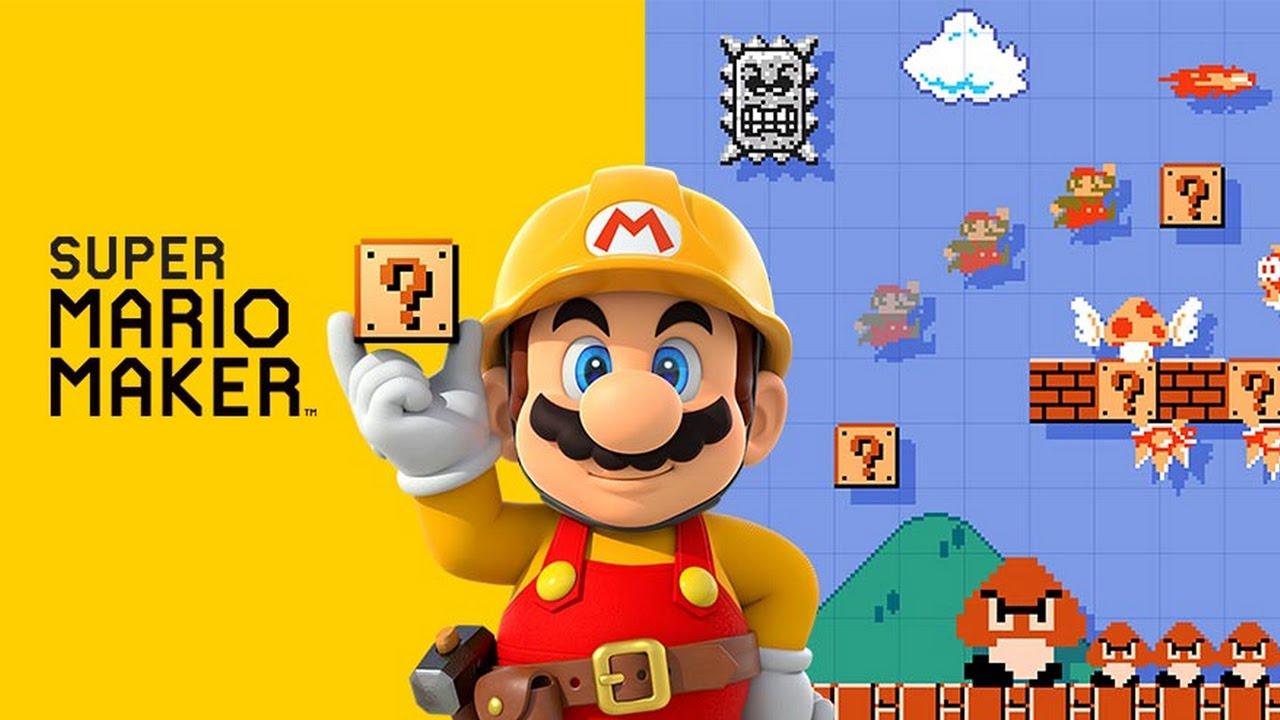 Super Mario Maker il migliore dei mondi possibili