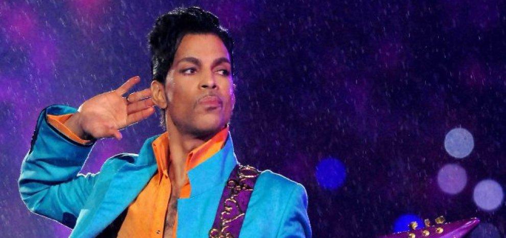 Prince: da oggi la pioggia sarà un po' più viola