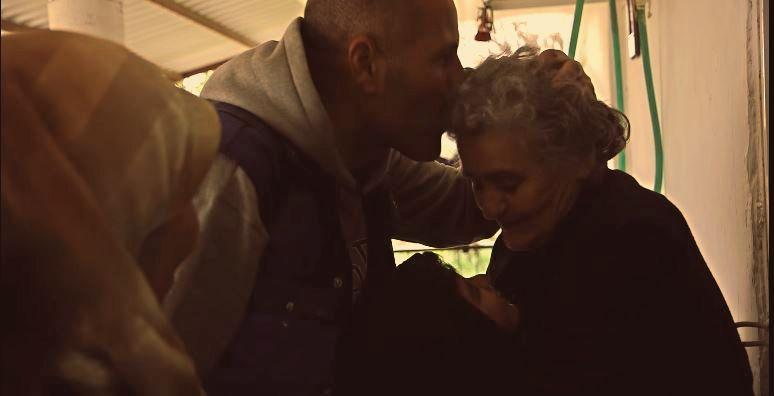 Grecia: la nonna dei migranti di Idomeni