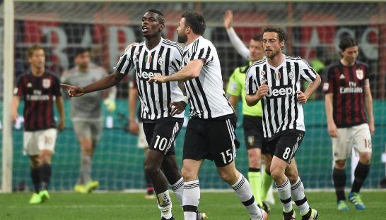 La Juventus ipoteca lo scudetto:2-1 a San Siro