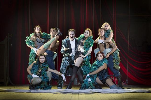 """""""Cabaret"""", la nuova edizione del musical al Brancaccio di Roma"""