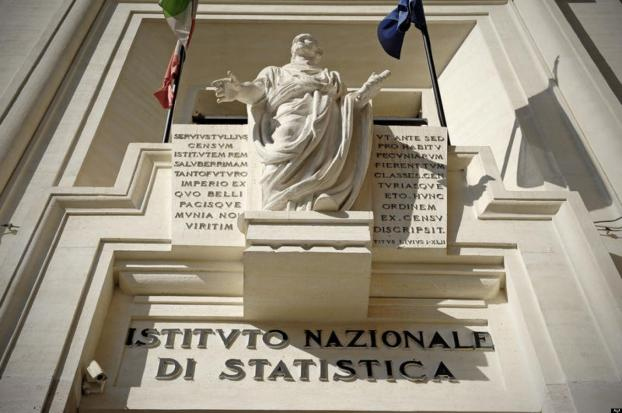 Istat, economia italiana in decelerazione