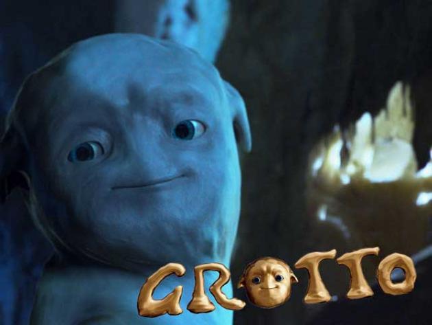 Grotto, una stalagmite dal cuore tenero