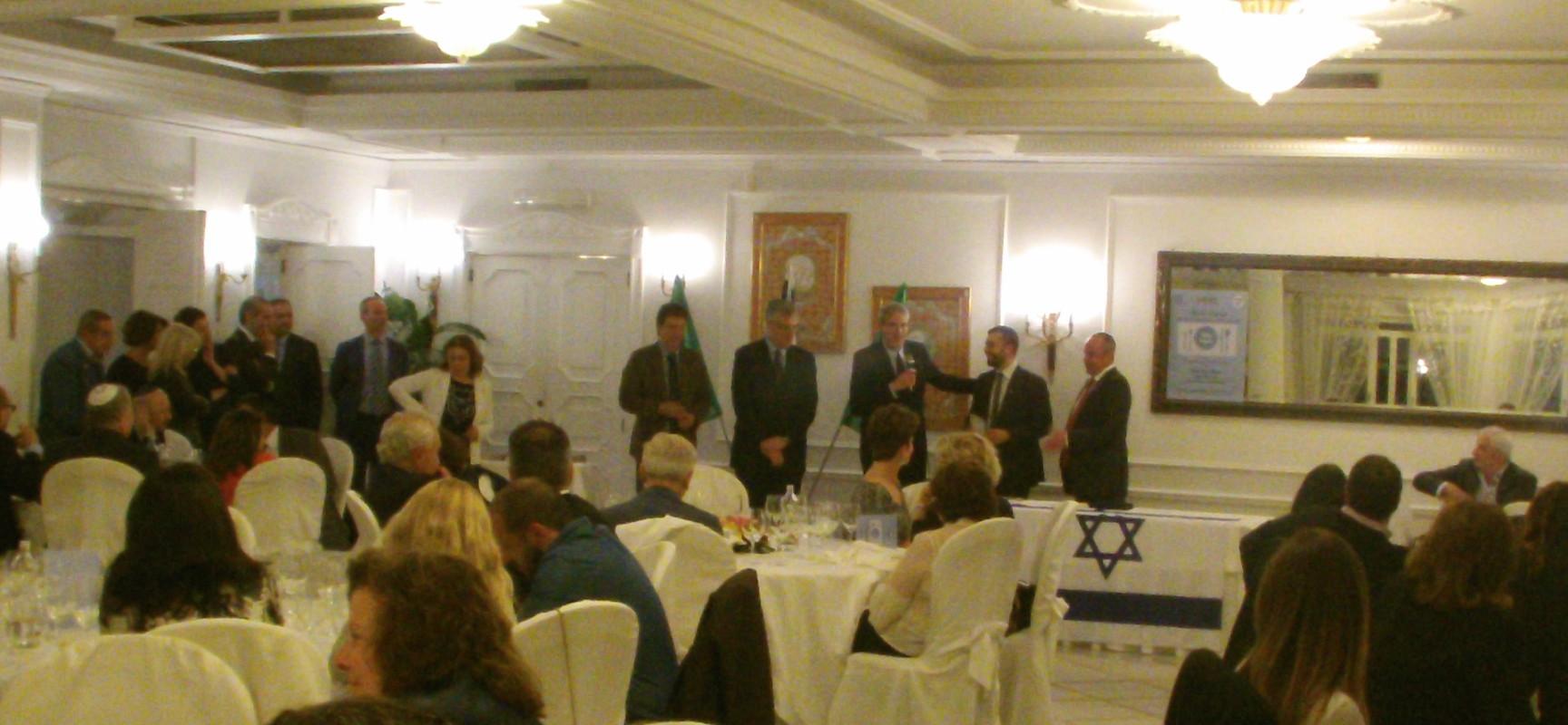 Napoli ed Israele: gemellaggio si, ma anche tanta cultura a tavola.
