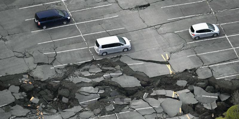 Giappone: aumentano vittime terremoto